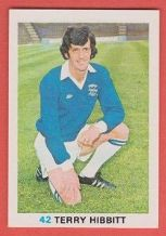 Birmingham City Terry Hibbitt